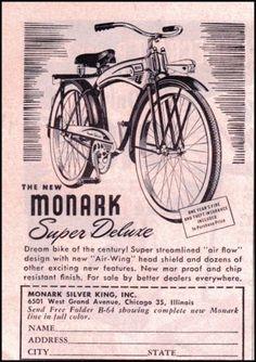 Vintage Classics, Vintage Ads, Vintage Prints, Bicycle News, Old Fashioned Bicycle, Bike Art, Vintage Bicycles, Print Ads, The Originals