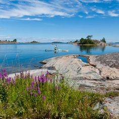 The archipelago - from easy access to wilderness