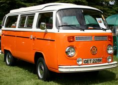 I will own a VW bus someday.