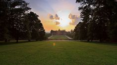 Biltmore Estate NC sunset by Jared Kay, via Flickr