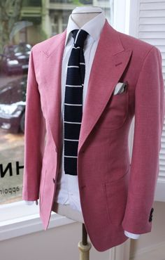 Coral from Down Under - Patrick Johnson Tailors