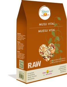 Muesli Vital - Raw Food www.rawfooddietforlife.com