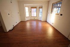 Love the grain on this floor!
