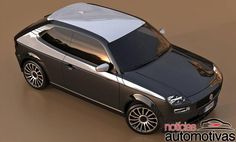Fiat 127 XXI century concept
