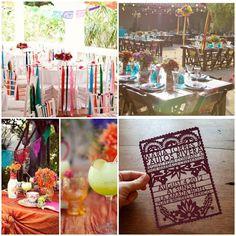 Dona das Coisinhas: Casamentos temáticos: Festa Mexicana