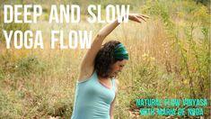 10 Minute Deep and Slow Yoga Flow with Maria De Noda