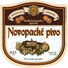 Pivovar Nova Paka -Podkrkonossky Special svetly 6,3% pullo
