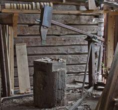 Manual wood splitter