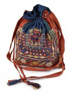 Rabari Embroidery Cotton Kothalo Bag