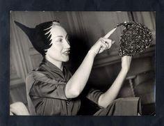 Elsa Schiaparelli, 'casque paratonnerre', 1952