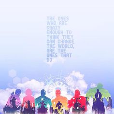 True words / Avengers