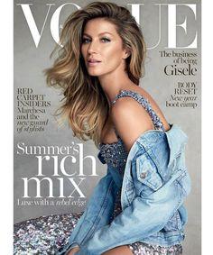 Vogue magazine Jennifer Lopez Your best body Kate Moss ...