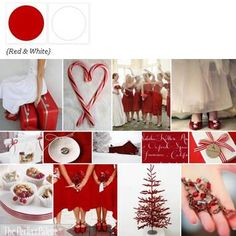 A red and white christmas at Ruby Maine - the perfect colour scheme for your christmas ribbons and wreaths !!  www.rubymaine.com