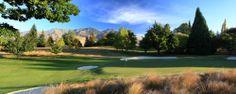 Landscape of Millbrook Golf Course