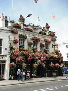Floral Bar in Notting Hill | Fuller Smith & Turner