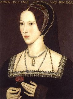 Anne Boleyn  1501 - 1536  Wife of King Henry VIII  Mother of Queen Elisabeth I  Queen of England 1533 - 1536