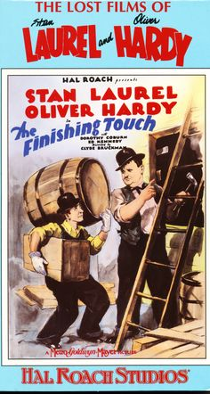 Laurel And Hardy Movies, Stan Laurel Oliver Hardy, Classic Disney Movies, Sound Film, Classic Comedies, Best Duos, Original Movie Posters, Silent Film, Breaking Bad