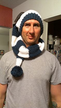 I'm pretty sure I need to make us some of these hats!