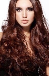Auburn hair color this is hot...