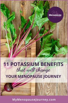 Potassium is known as your heart's main food, but do you know that it is one o… – Menopause Potassium Deficiency Symptoms, Potassium Rich Foods, Supplements For Anxiety, Natural Supplements, Menopause Diet, Menopause Relief, Menopause Symptoms, Potassium Benefits, Lifestyle