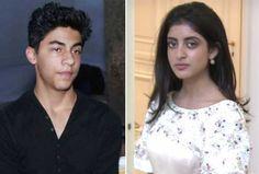 नव्या नवेली नंदा ने खोला शाहरुख खान के बेटे आर्यन का ये राज