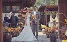 약장과 장독대를 테마로 정하고 진행된 조금은 특별한 결혼식   concept.藥醬 main color. Brown  Ryohan Wedding Director.