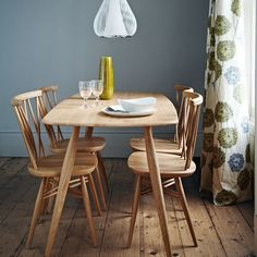 DINING - amazing table and chairs