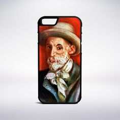 Pierre-Auguste Renoir - Self-Portrait Phone Case
