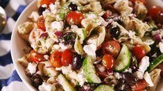 Greek Tortellini Salad — Delish.com