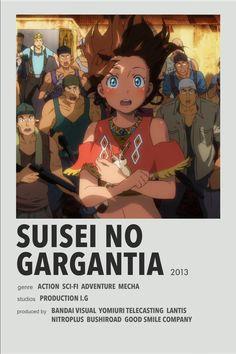 Suisei No Gargantia
