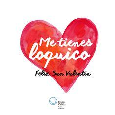 Llega San Valentín y queremos que te enamores de #costacálida #tehacefeliz. Consulta nuestro especial y siente por qué #metienesloquico
