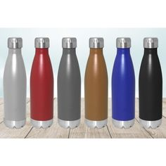 Stainless Steel Double Wall 25 Ounce Water Bottle - 18494927 - Overstock.com Shopping - The Best Prices on Travel Mugs