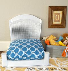 DIY Pet Bed by Home Remedies