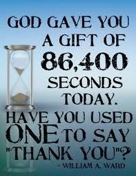 86400 seconds quote - Google Search