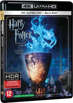 """""""Harry Potter et la Coupe de Feu"""" en édition #4kUltraHD"""