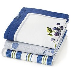 Blueberry Towels