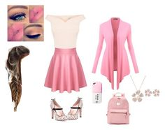 """""""DM"""" by chelseagon on Polyvore featuring RED Valentino and Valfré"""