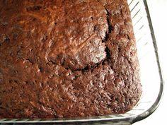 CakeWalk: Chocolate Sourdough Cake Redux