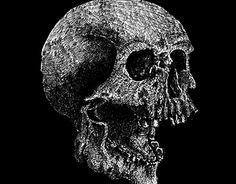 """Check out new work on my @Behance portfolio: """"skull scream"""" http://be.net/gallery/51648617/skull-scream"""