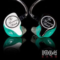 #1964Ears #Custom #Inears #Inearphones #CIEM #Monitoring Audiophile Headphones, In Ear Monitors, Cool Tech, Listening To Music, Never Give Up, Ears, Stage, Instruments, Beautiful