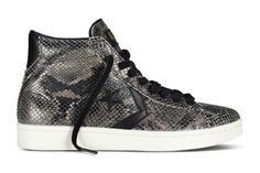 Converse 2013 Chinese New Year Collection--Year of the Snake in snake pattern...momma like