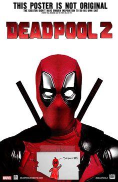 Résultats de recherche d'images pour «the untitled deadpool poster»
