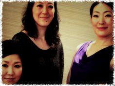 花の日本橋(2014/06/13更新) ゲスト/やのはな from VOJA◇亀渕友香率いる日本を代表するゴスペルグループ、 The Voices of Japanのメンバーから女性5人で構成 するユニット。 日本の美しい文化や情景を音楽を通じて表現する、 ゴスペルとは違う、音楽を表現する。