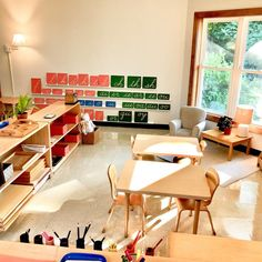 A Look at Some Awesome Montessori Classrooms