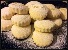 biscotti yogurt limone results - ImageSearch Yogurt, Cakes And More, Cornbread, Italian Recipes, Muffin, Sweets, Cookies, Eat, Healthy