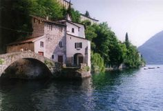 A place I've been wanting to go for a long time, Nesso, Italy