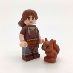 Unbeatable Squirrel Girl (and Tippy-Toe) depicted in Lego as nature intended. Unbeatable Squirrel Girl, Marvel Characters, Disney Characters, Couple Painting, Girl Power, Make Me Smile, Marvel Comics, Lego, My Favorite Things