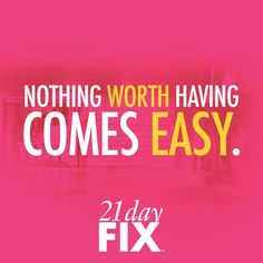 Workout Motivation: 21 Day Fix with Autumn Calabrese