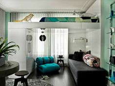 Refined Revelry by PROjECT Interiors | http://www.designrulz.com/design/2015/06/refined-revelry-by-project-interiors/