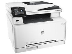 HP LaserJet Pro 200 Color MFP M277n